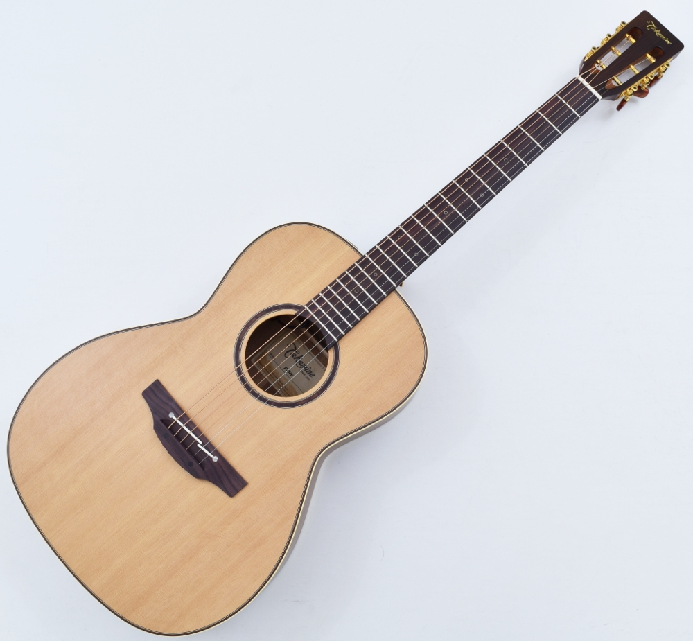 takamine cp3nyk new yorker acoustic electric guitar satin natural 799493256949 ebay. Black Bedroom Furniture Sets. Home Design Ideas