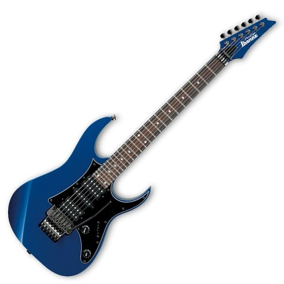 Ibanez RG655-CBM RG Series Electric Guitar in Cobalt Blue Metallic Finish