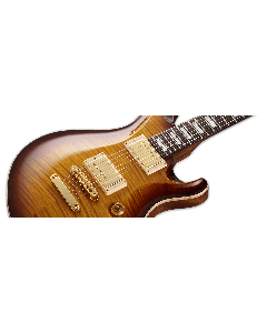ESP Mystique CTM Original Series Electric Guitar in Tea Sunburst