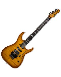 ESP USA M-III EMG Electric Guitar in Tea Sunburst EUSMIIIEMGTSBE
