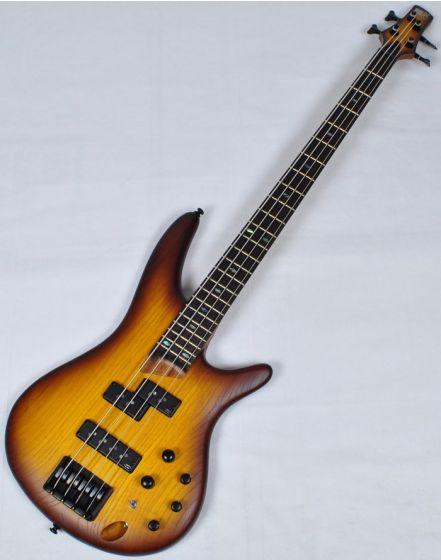 Ibanez SR650-BBF SR Series Electric Bass in Brown Burst Flat Finish