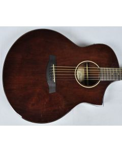 Ibanez AEW40CD-NT AEW Series Acoustic Electric Guitar in Natural High Gloss Finish