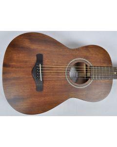 Ibanez AVN2-OPN Artwood Vintage Series Acoustic Guitar in Open Pore Natural Finish