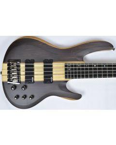 ESP LTD B-5E Electric Bass in Natural Satin B-Stock
