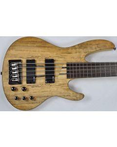 ESP LTD B-205SM Fretless Electric Bass in Natural Satin B-Stock