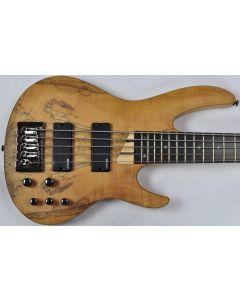ESP LTD B-205SM Electric Bass in Natural Satin B-Stock