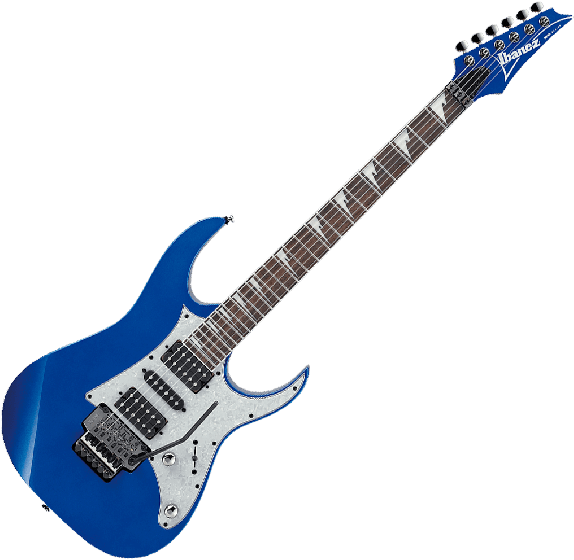 Ibanez RG Standard RG450DX Electric Guitar in Starlight Blue