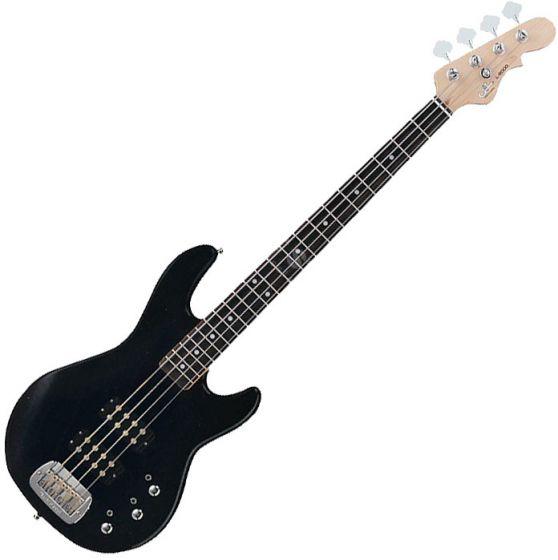 G&L Tribute L-2000 Bass Guitar in Gloss Black