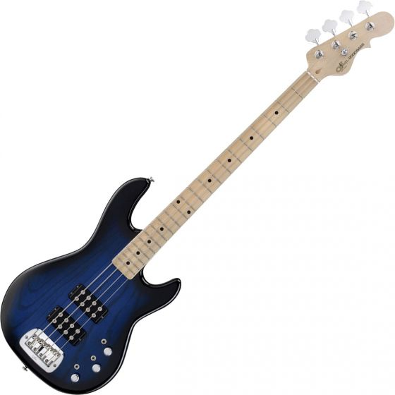 G&L Tribute L-2000 Bass Guitar in Blueburst Finish