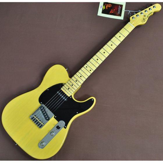 G&L ASAT Classic USA Custom Made Guitar in Butterscotch Blonde
