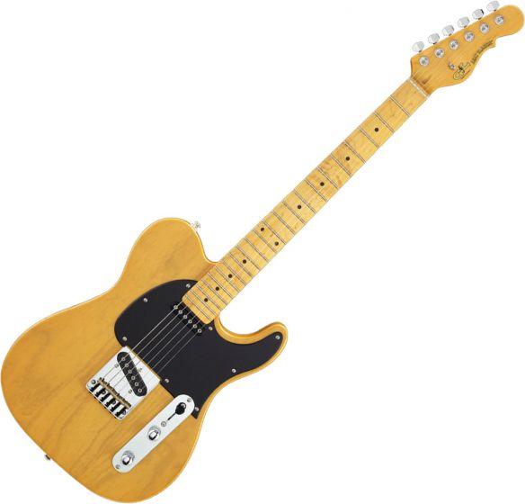 G&L Tribute ASAT Classic Electric Guitar Butterscotch Blonde