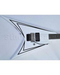 ESP LTD Alexi-600 Scythe White Guitar B-Stock