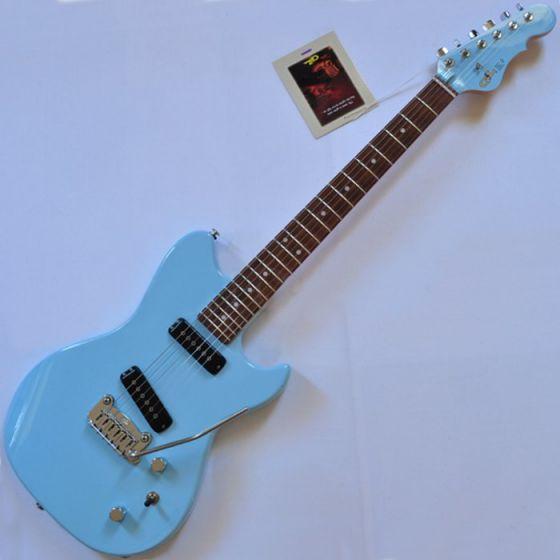 G&L SC-2 USA Custom Made Guitar in Himalayan Blue