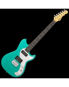 G&L Fallout USA Custom Made Guitar in Belair Green 104991