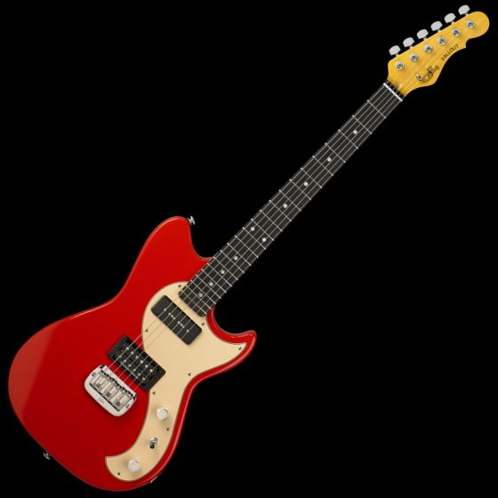 G&L Fallout USA Custom Made Guitar in Fullerton Red