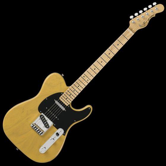 """G&L ASAT Classic """"S"""" USA Custom Made Guitar in Butterscotch"""