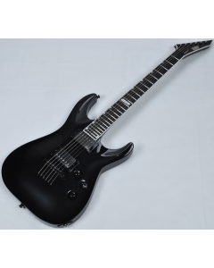 ESP USA Horizon-II Electric Guitar in Sapphire Black Metallic EMG EUSHORIISBLKME