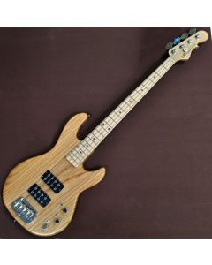 G&L L-2000 USA Custom Made Electric Bass in Natural Maple Fretboard 107769