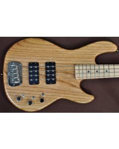 G&L L-2000 USA Custom Made Electric Bass in Natural Maple Fretboard