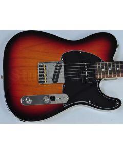 G&L ASAT Classic Bluesboy 90 USA Custom Made Guitar in 3 Tone Sunburst
