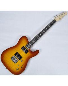G&L ASAT Deluxe USA Custom Made Guitar in Tobacco Sunburst 109208