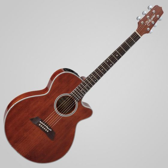 Takamine EF261S-AN Legacy Series Acoustic Guitar in Gloss Antique Stain Finish