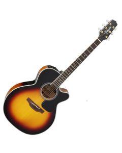 Takamine P6NC BSB NEX Cutaway Acoustic Guitar in Brown Sunburst Finish TAKP6NCBSB