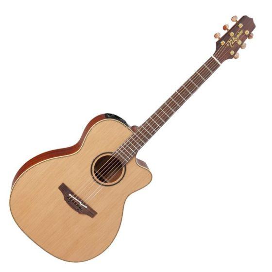 Takamine P3MC Pro Series 3 Cutaway Acoustic Guitar in Satin Finish