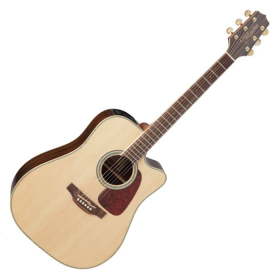 Takamine GD71CE-NAT G-Series G70 Acoustic Guitar in Natural Finish