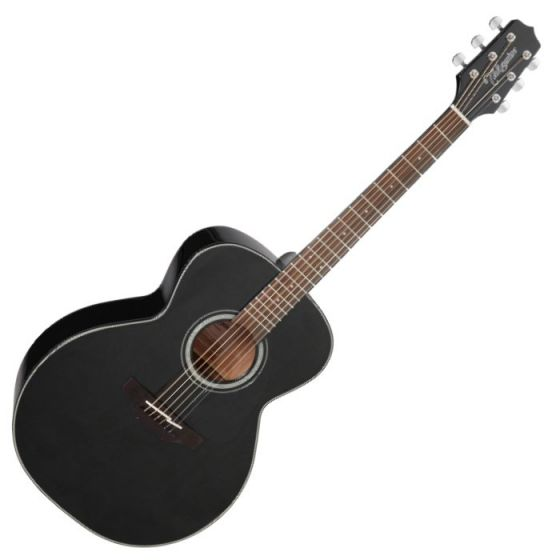 Takamine GN30-BLK G-Series G30 Acoustic Guitar in Black Finish