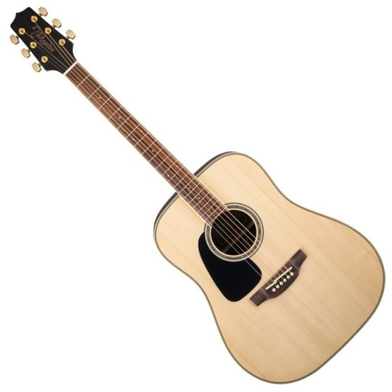 Takamine GD51LH-NAT G-Series G50 Left Handed Acoustic Guitar in Natural Finish