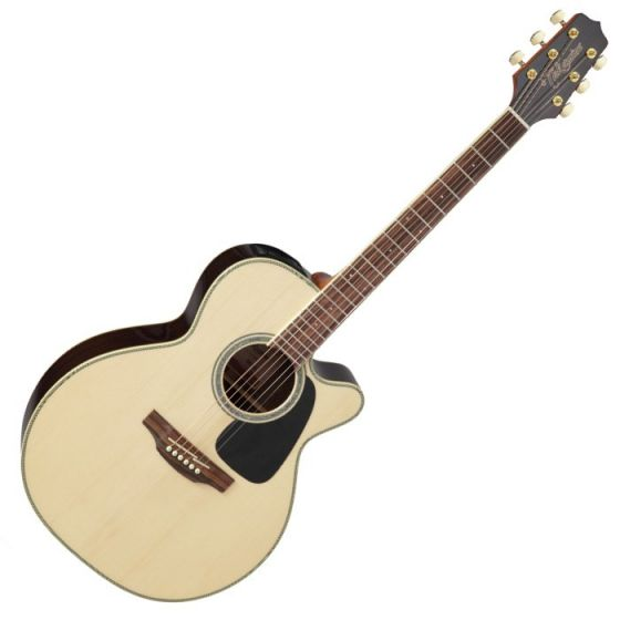 Takamine GN51CE-NAT G-Series G50 Cutaway Acoustic Electric Guitar in Natural Finish