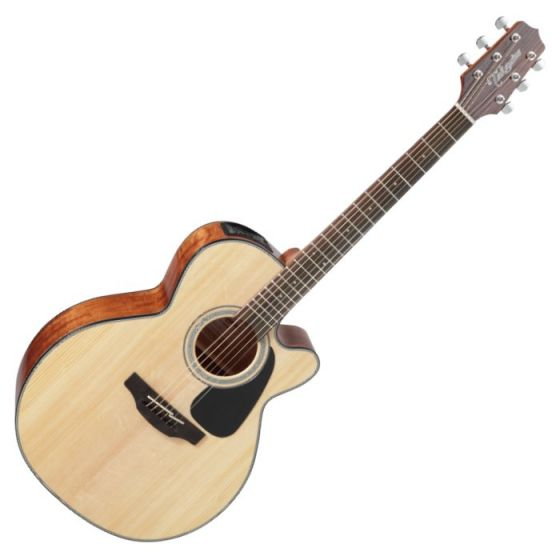 Takamine GN30CE-NAT G-Series G30 Cutaway Acoustic Electric Guitar in Natural Finish