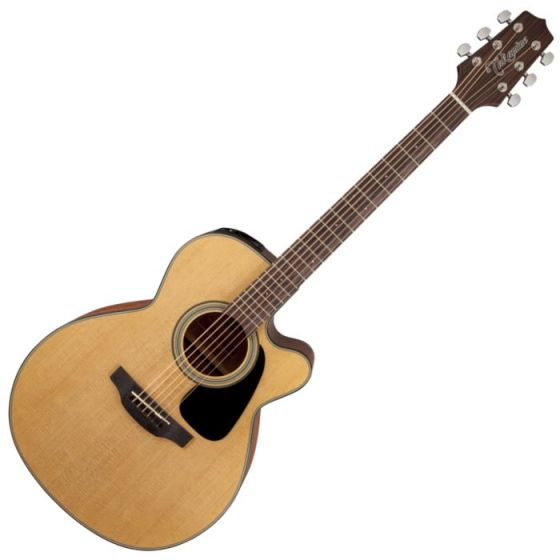 Takamine GN10CE-NS G-Series G10 Cutaway Acoustic Electric Guitar in Natural Finish