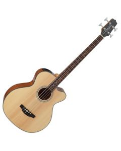 Takamine GB30CE-NAT G-Series Acoustic Electric Bass in Natural Finish TAKGB30CENAT