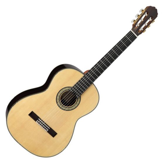 Takamine H88S Classical Acoustic Guitar in Natural Gloss Finish