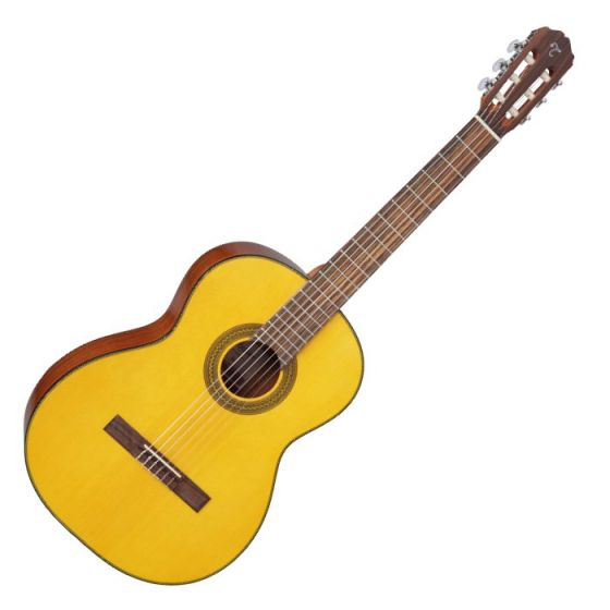 Takamine GC1-NAT Left Handed G-Series Classical Guitar in Natural Finish