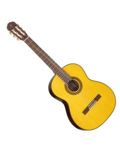 Takamine GC5LH-NAT Left Handed G-Series Classical Guitar in Natural Finish TAKGC5LHNAT