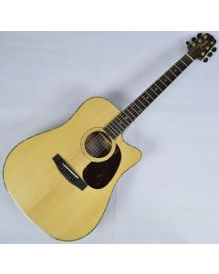 Takamine EG355SC Acoustic Guitar in Natural Finish B-Stock TAKEG355SC.B