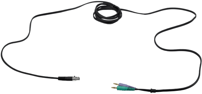 AKG MK HS MINIJACK Headset Cable