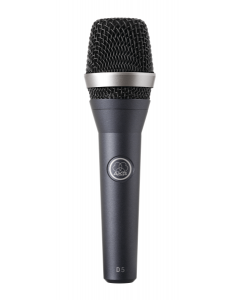 AKG D5 S Professional Dynamic Vocal Microphone With On/Off Switch 3138X00090
