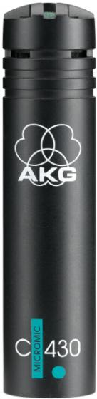 AKG C430 Professional Miniature Condenser Microphone