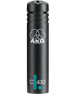 AKG C430 Professional Miniature Condenser Microphone 2795X00010