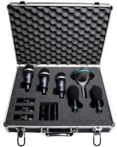 AKG Rhythm Pack Professional Drum Microphone Set 2581X00130