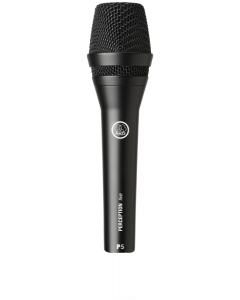 AKG P5 S High-Performance Dynamic Vocal Microphone With On/Off Switch 3100H00120