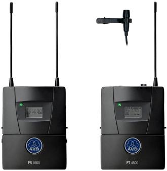 AKG PR4500 ENG Set PT BD1 Reference Wireless ENG/EFP Set