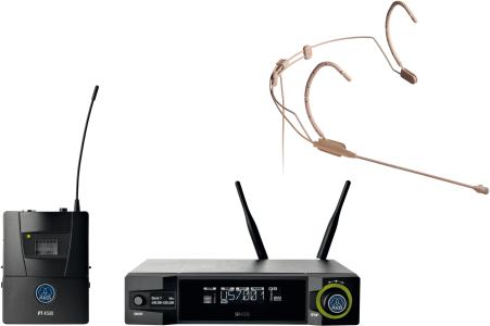 AKG WMS4500 HC577 Set BD1 Reference Wireless Microphone System