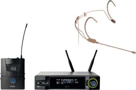 AKG WMS4500 HC577 Set BD8 Reference Wireless Microphone System