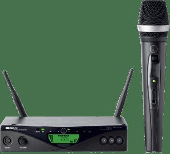 AKG WMS470 D5 VOCAL SET BD9 - Professional Wireless Microphone System