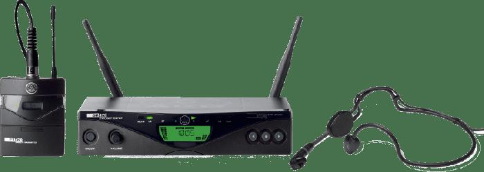 AKG WMS470 Sports Set BD8 - Professional Wireless Microphone System